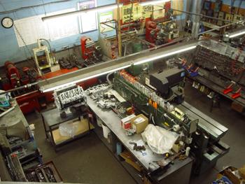 Hamilton Automotive Machining Services Engine Rebuild